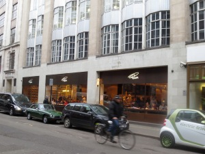 Cafe-Pizzeria Review: Princi, Soho, London