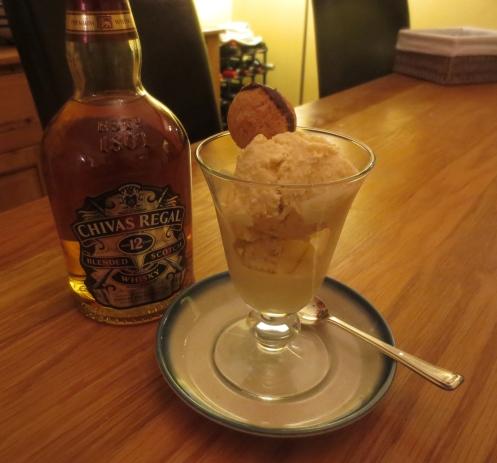 Honey & Whisky Ice Cream   Travel Gourmet