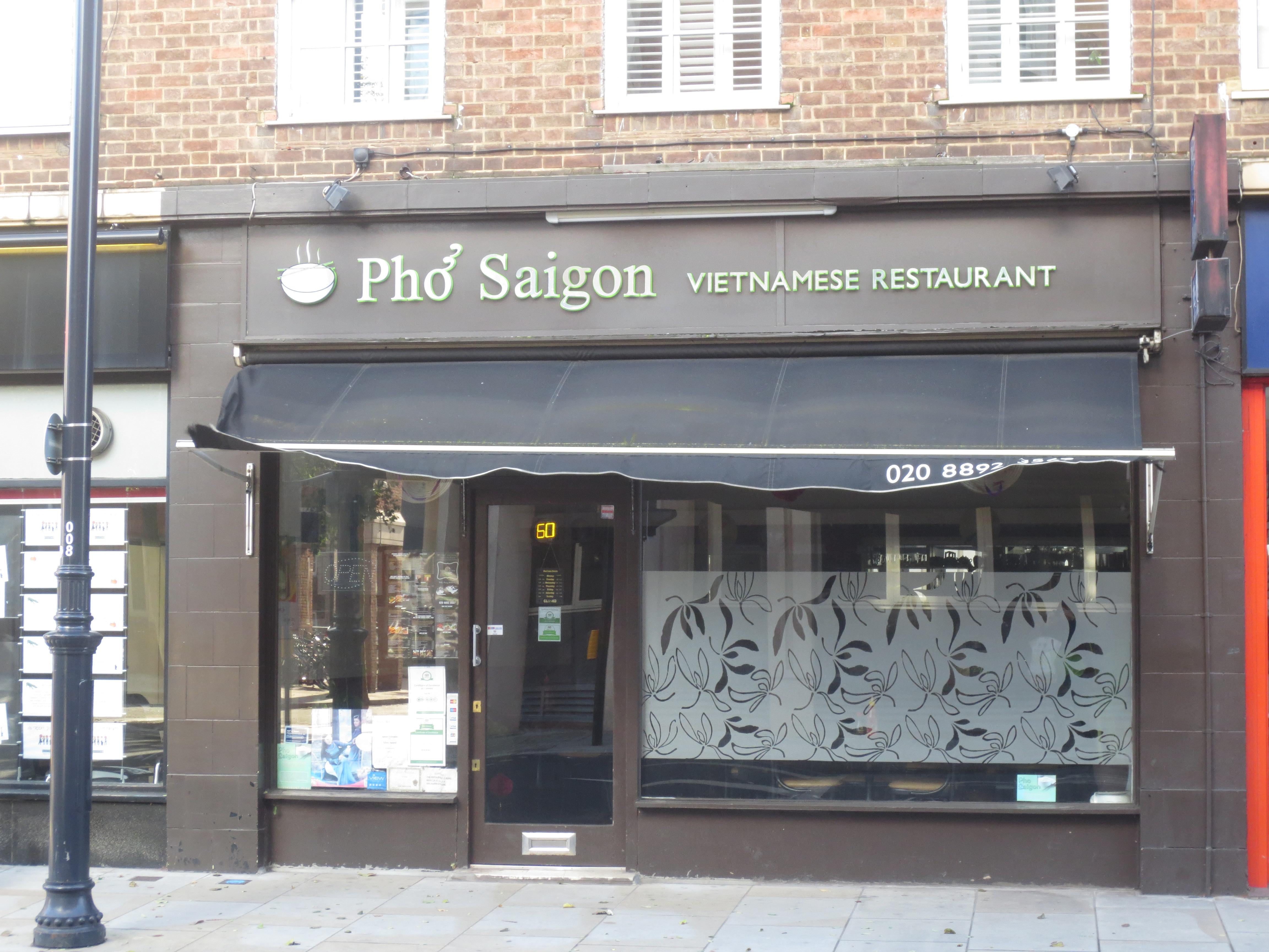 Restaurant Review: Pho Saigon, Twickenham