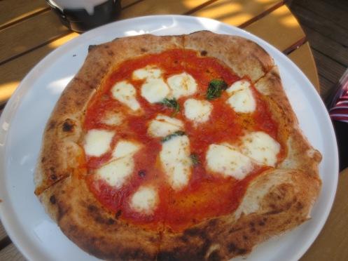 Livio's Pizza di Napoli at Arte Chef