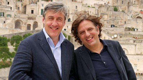 Andrew Graham-Dixon & Giorgio Locatelli