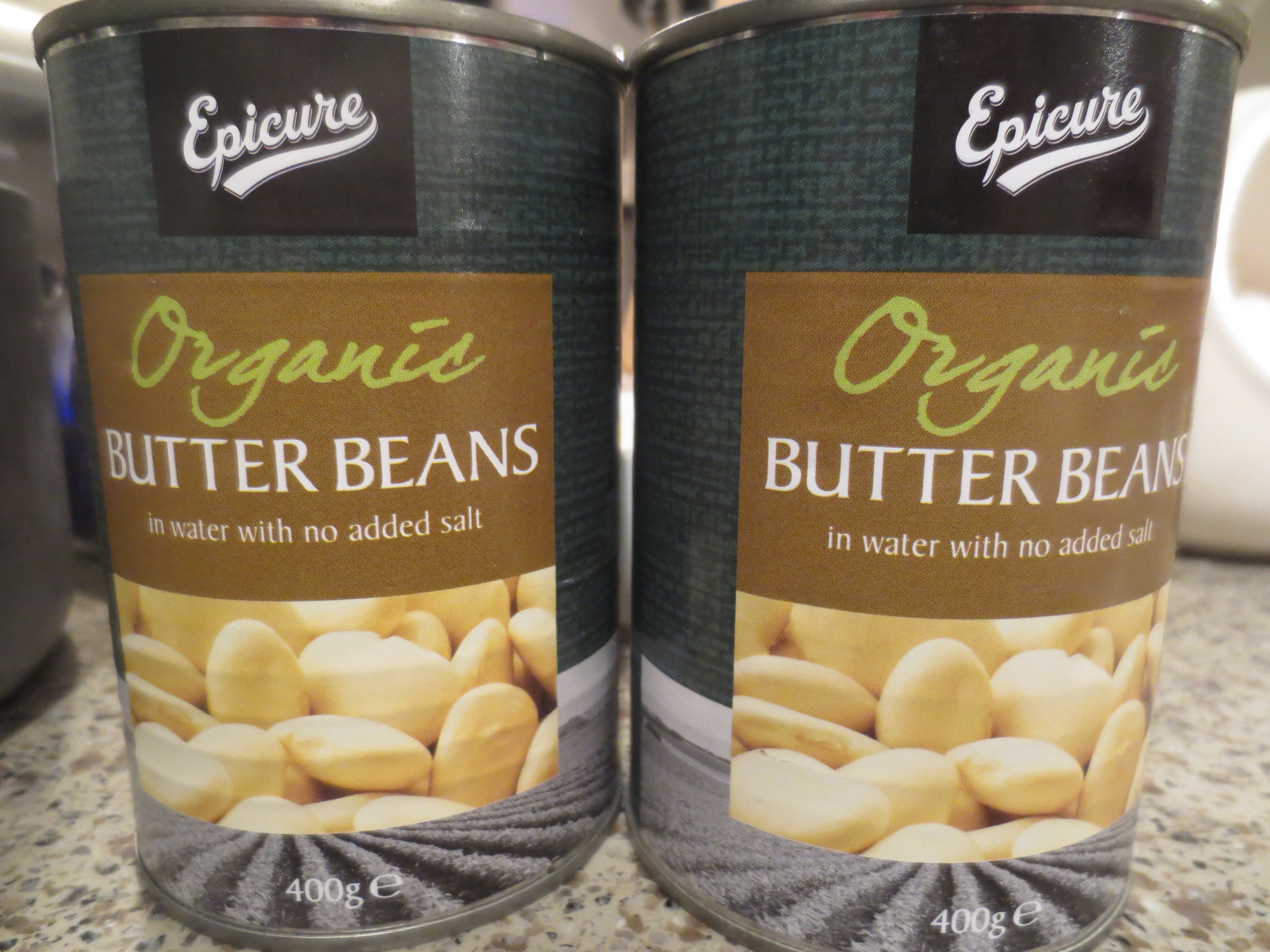 Greek-style Beans with Tomato Sauce, Greens & Yiannis's