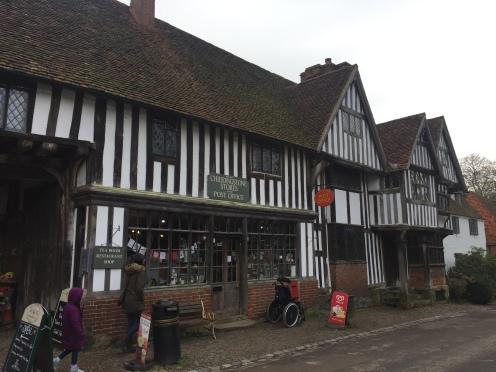 Chiddingstone Village Tea Rooms